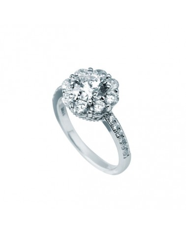 ANILLO PLATA NOVIA DIAMONFIRE 2,72 KILATES 6115321082