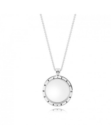 COLLAR PANDORA LOCKET GRANDE