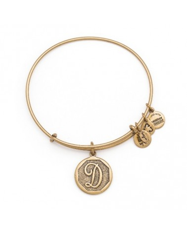 PULSERA ALEX AND ANI LETRA D