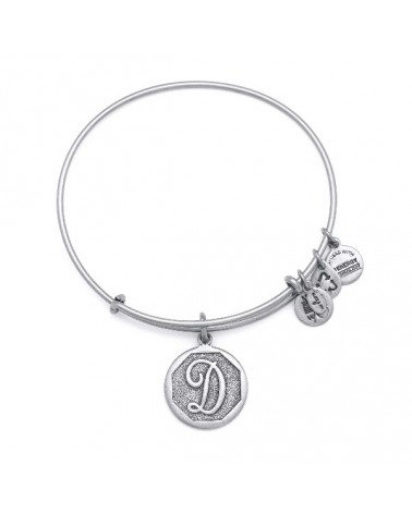PULSERA ALEX AND ANI D PLATEADA