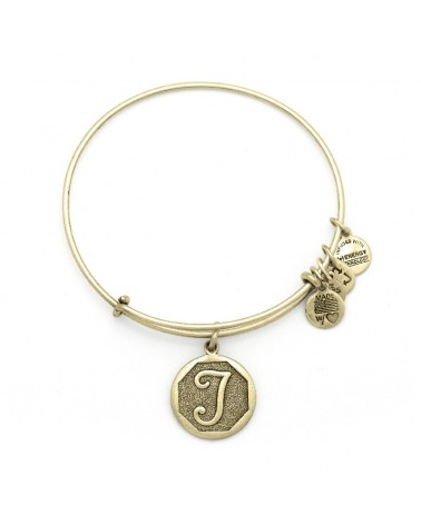 PULSERA ALEX AND ANI LETRA T