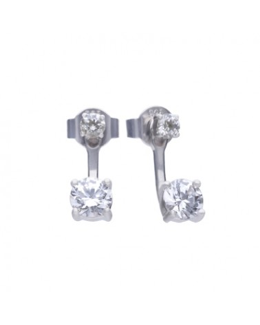 PENDIENTES DIAMONFIRE EAR CUFF 6218111082