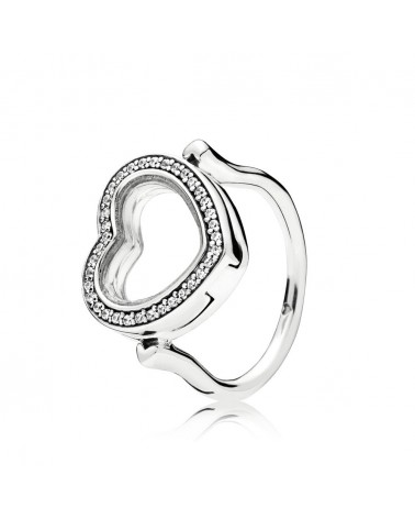 ANILLO PANDORA LOCKET 197252CZ