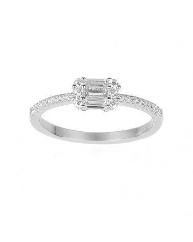 ANILLO DE COMPROMISO DIAMANLY KH-8055
