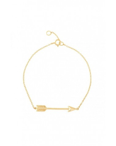 PULSERA ESTYLI GOLD ARROW