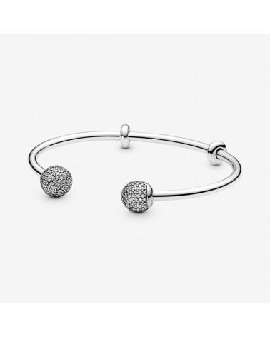 Open PANDORA bracelet 596438CZ