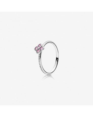 PINK FLOWER RING PANDORA