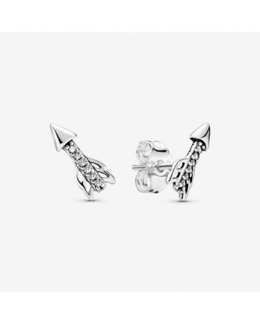 PANDORA EARRINGS 297828CZ