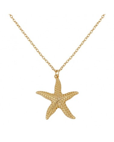 COLLAR STAR ESTYLI DORADO