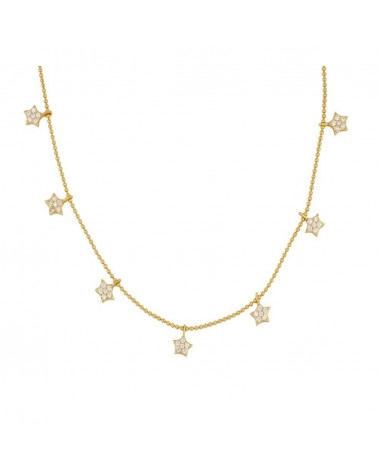 COLLAR ESTYLI STAR IN GOLD