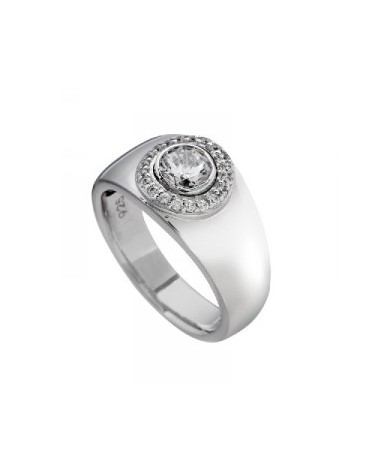 ANILLO DIAMONFIRE DE PLATA 6108201082