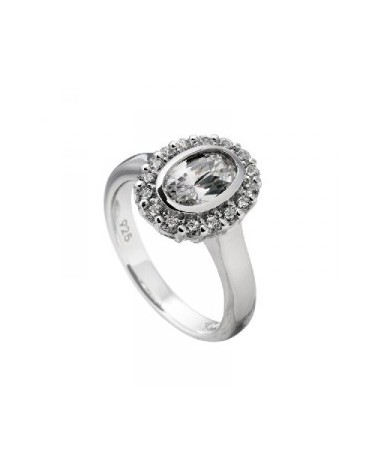 ANILLO DIAMONFIRE DE PLATA 6110941082