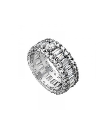 ANILLO DIAMONFIRE DE PLATA 6108831082