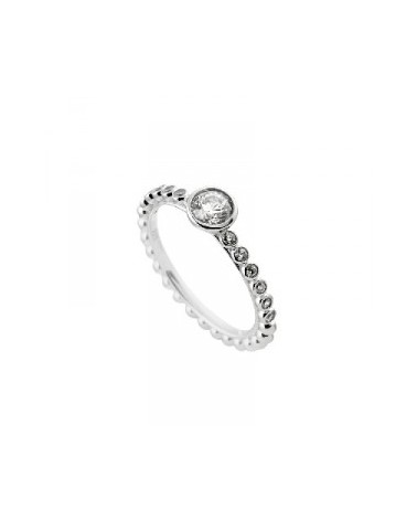ANILLO DIAMONFIRE DE PLATA 6114761082
