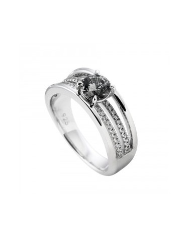 ANILLO DIAMONFIRE DE PLATA 6112741062