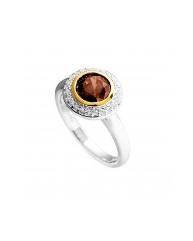 ANILLO DIAMONFIRE DE PLATA 6116181092