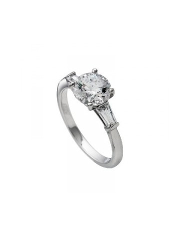 ANILLO DIAMONFIRE DE PLATA 6112751082