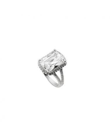 ANILLO DIAMONFIRE DE PLATA 6114241082