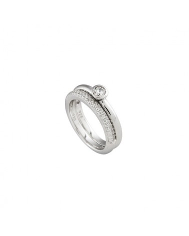 ANILLO DIAMONFIRE SET DE 2 6114131082