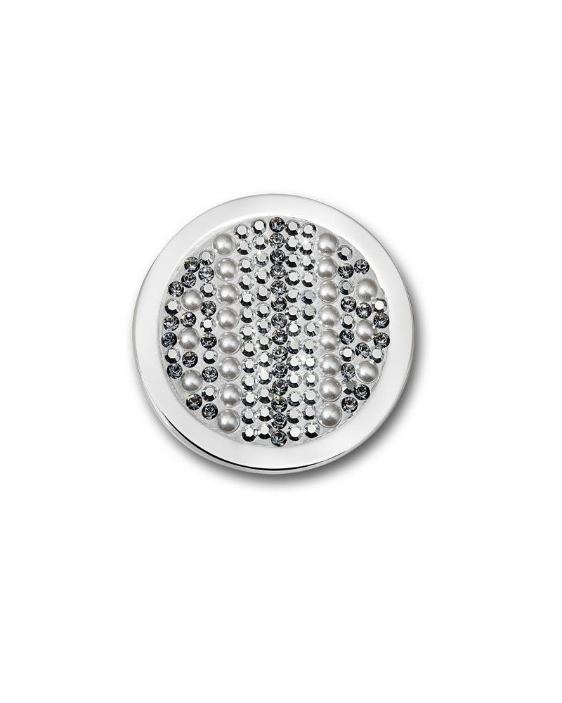 MI MONEDA GRANDE SWAROVSKI BLACK PEARLS SW-JOY-36-L