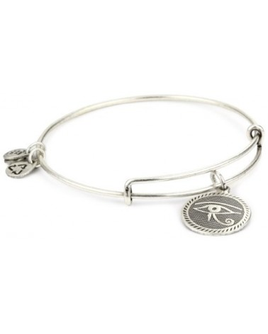 PULSERA ALEX AND ANI OJO DE HORUS BLANCA A09EB211RS