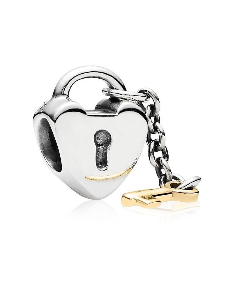 JOYERIA ONLINE CHARM PANDORA LLAVE CORAZON HEART KEY 790288