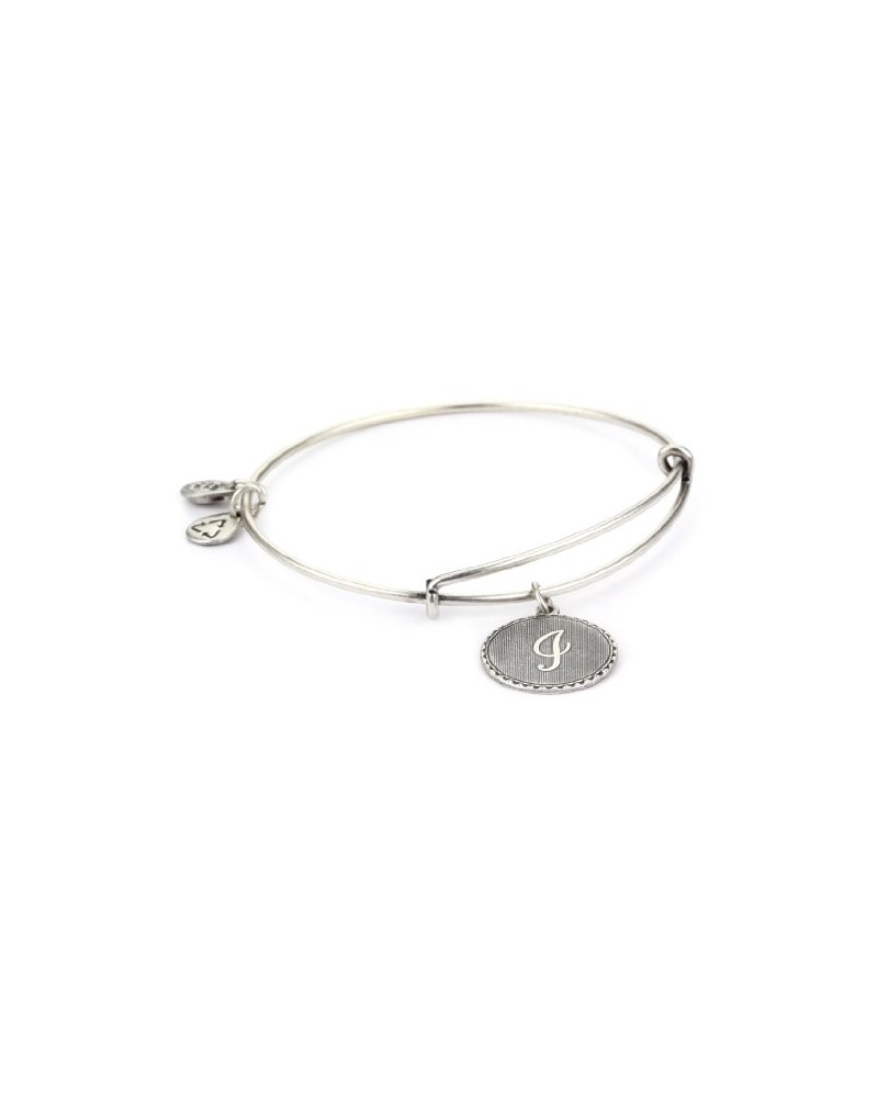 PULSERA LETRA I ALEX AND ANI BLANCA A08EB91IS