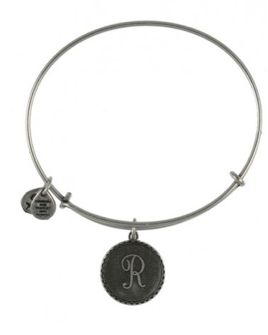 PULSERA LETRA R ALEX AND ANI BLANCA A08EB91RS
