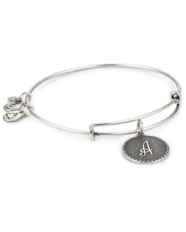 PULSERA LETRA A ALEX AND ANI A08EB91AS