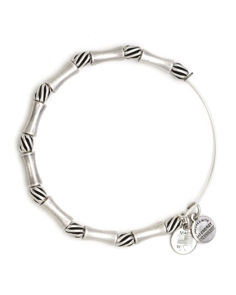 PULSERA ALEX AND ANI ESLABONES BLANCA A13EB15RS