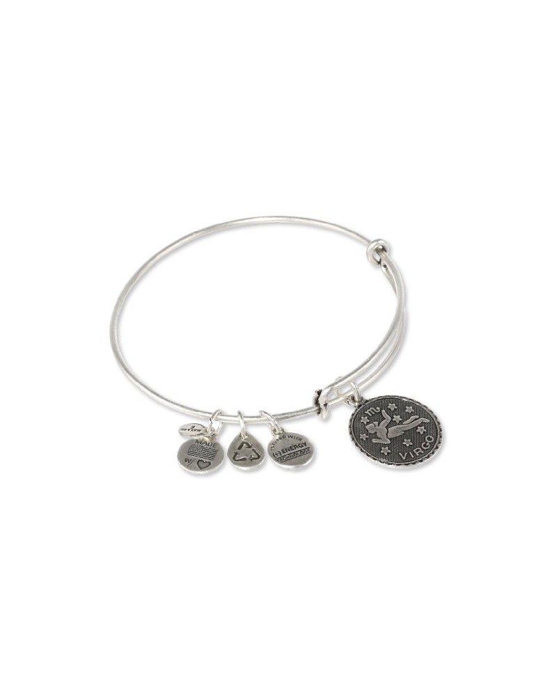 PULSERA VIRGO ALEX AND ANI BLANCA
