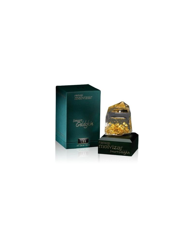 PERFUME DE ORO 75mL SMART GOLDSKIN GOLDPERFUME RAMON MOLVIZAR