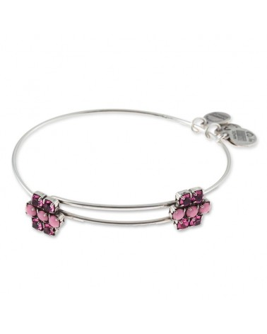 PULSERA ALEX AND ANI CARNAVAL FLOR ROSA A13EB80RS