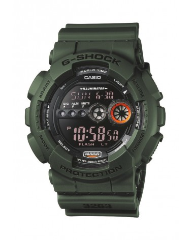 RELOJ CASIO G-SHOCK GD-100MS-3ER