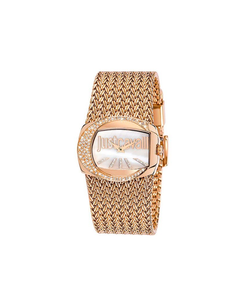 RELOJ JUST CAVALLI RICH WHITE R7253277002