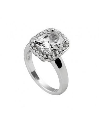 ANILLO DIAMONFIRE DE PLATA 6114061082