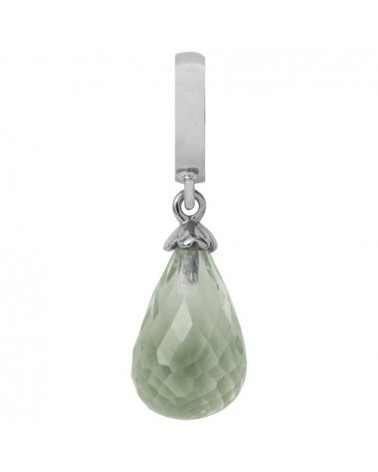 CHARM ENDLESS GREEN AMETHYST 31500