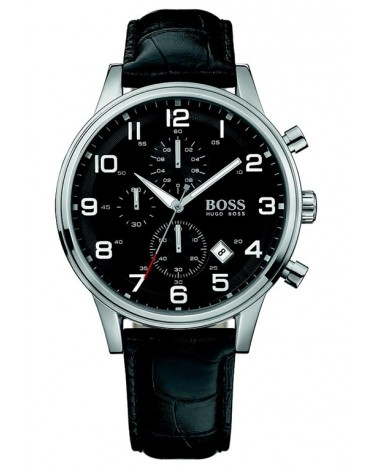 RELOJ HUGO BOSS 3 ESFERAS CALENDARIO 1512448