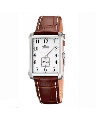 RELOJ LOTUS RECTANGULAR 15629/1