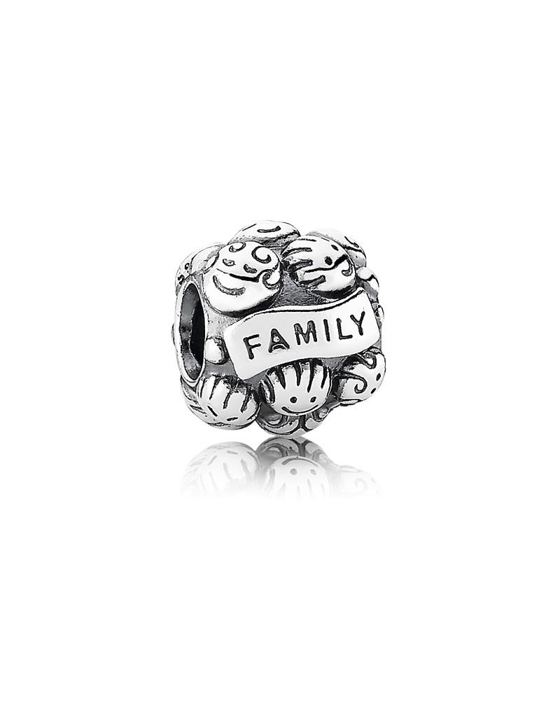 ABALORIO CHARM PANDORA FAMILIA 791039