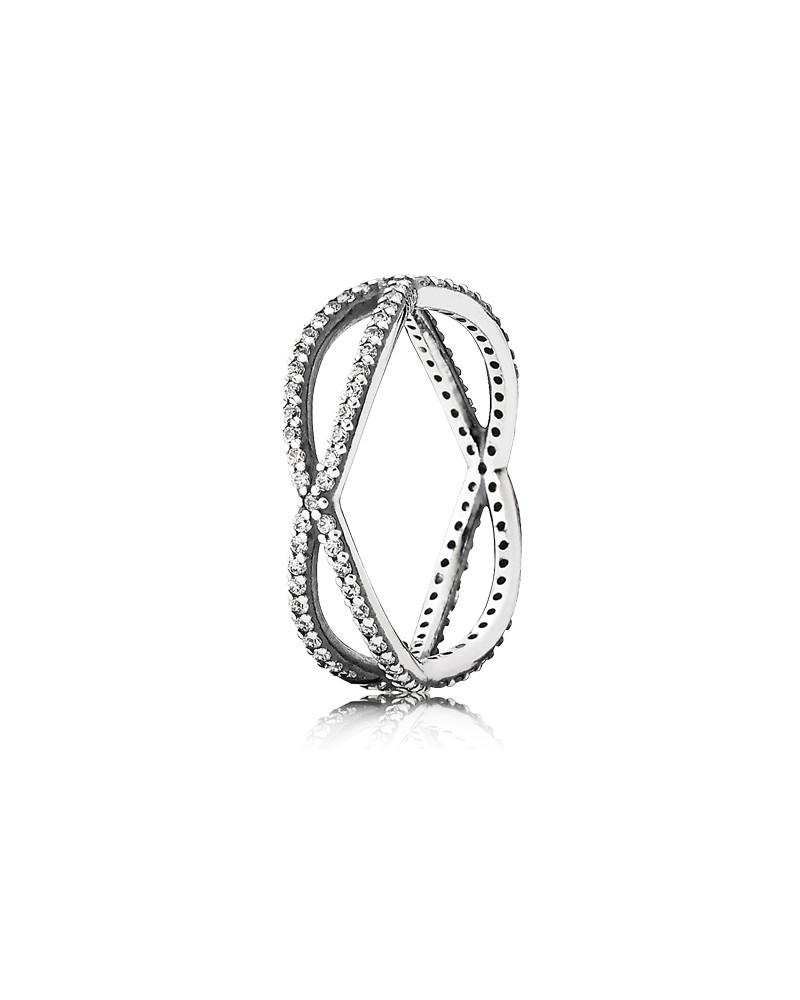 anillo infinito pandora precio
