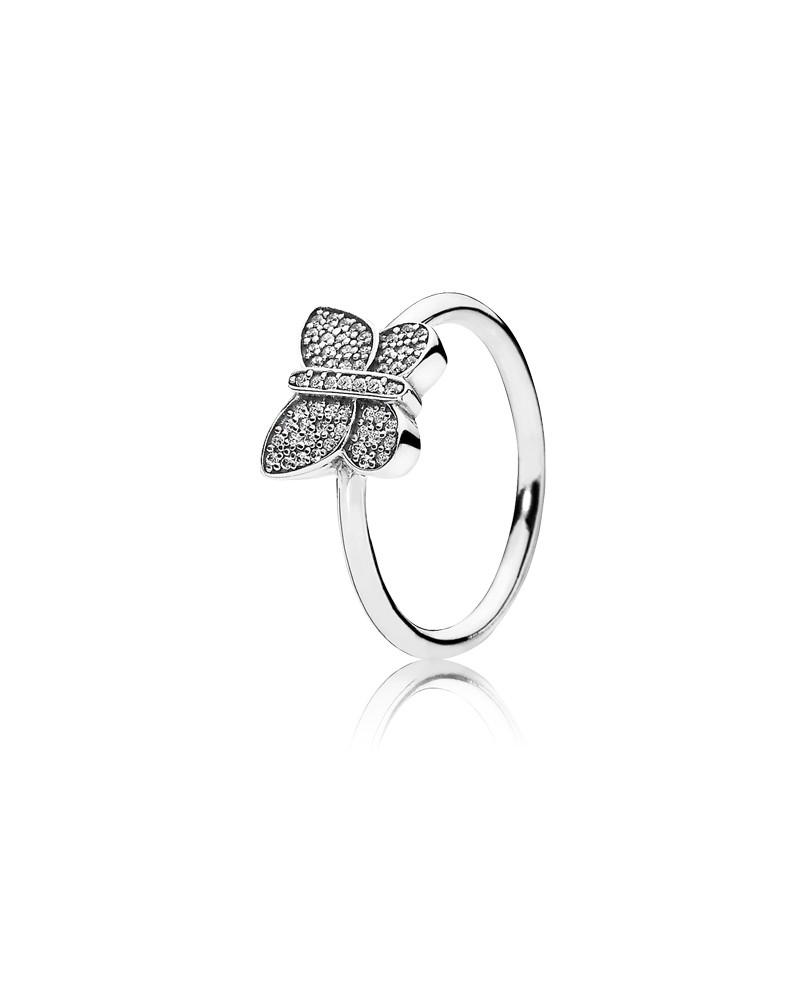 pandora anillo mariposa