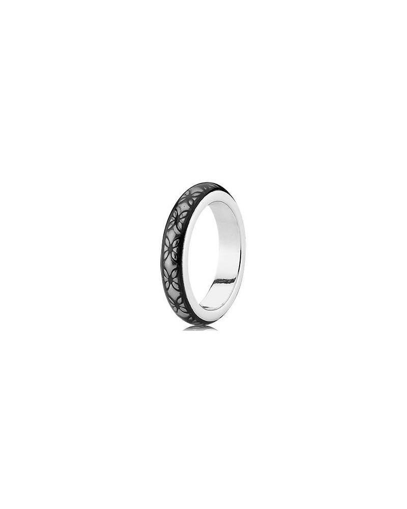anillos de plata pandora