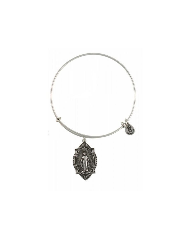PULSERA ALEX AND ANI VIRGEN BLANCA A07EB381RS