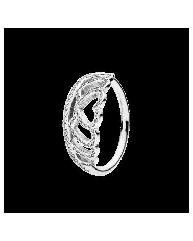 pandora anillo corona
