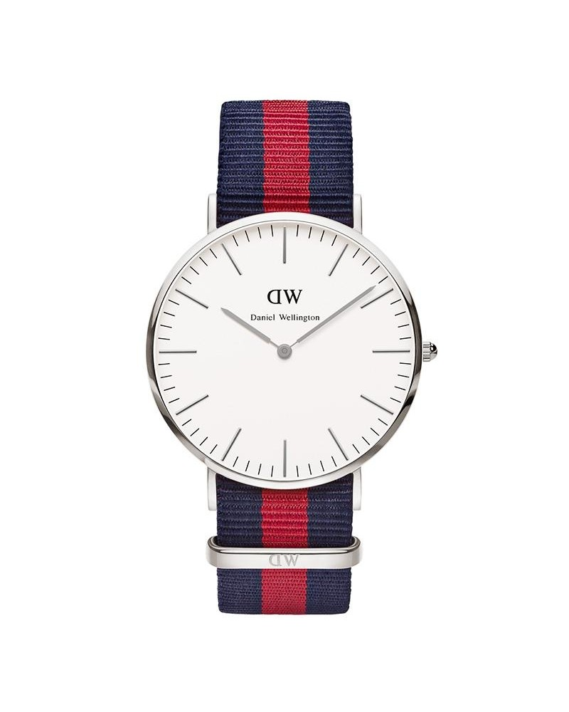 RELOJ DANIEL WELLINGTON OXFORD SILVER