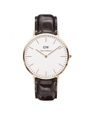 RELOJ DANIEL WELLINGTON YORK ROSE