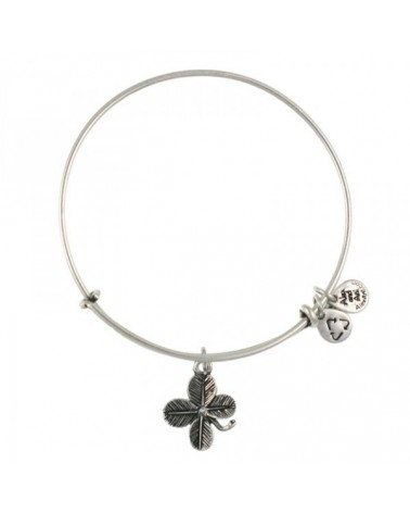 PULSERA ALEX AND ANI TREBOL BLANCA A09EB143RS