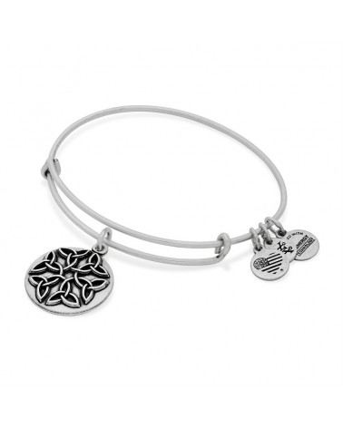 PULSERA ALEX AND ANI NUDO INTERMINABLE A16EBEKRS