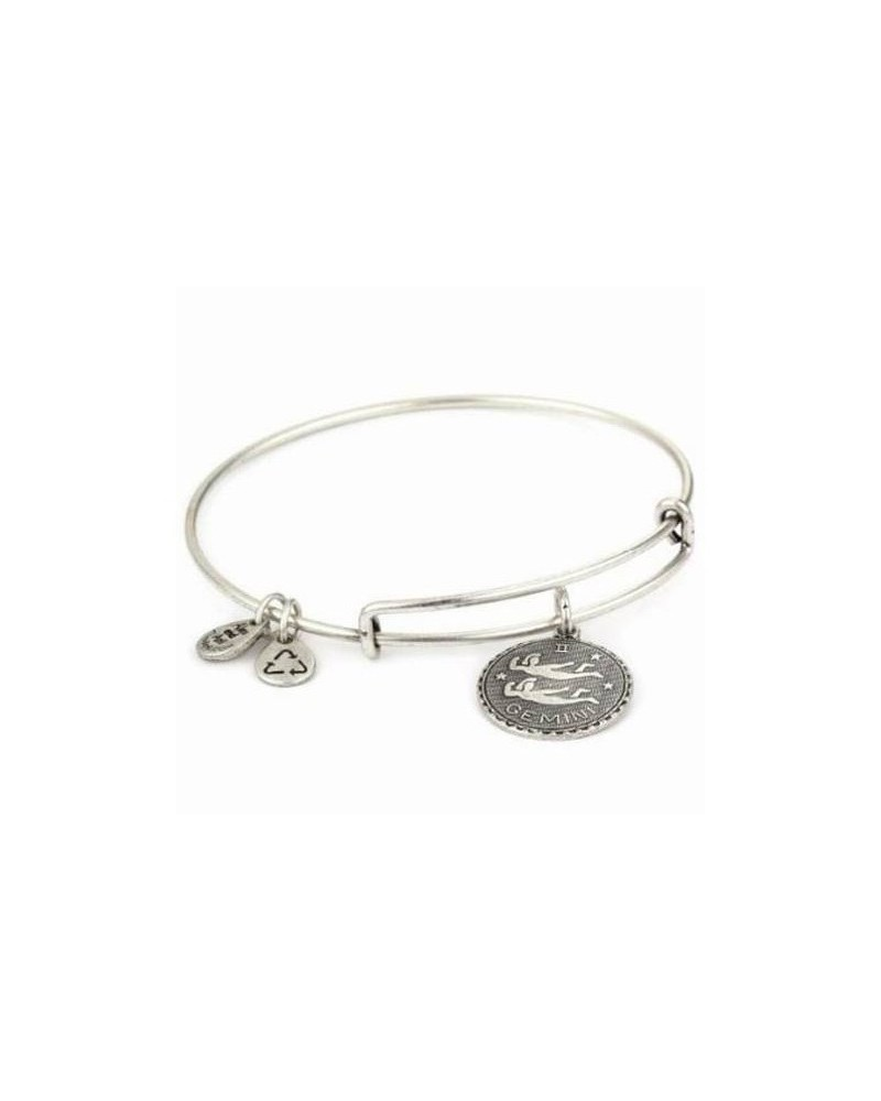 PULSERA ALEX AND ANI GEMINIS BLANCA A07EB40GERS
